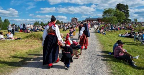 A hypnotic Swedish singing tradition