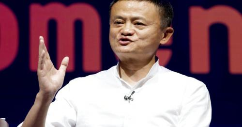 Jack Ma makes first appearance since October