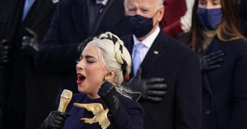 Lady Gaga, Garth Brooks bring star power to emotional, multicultural Biden inauguration