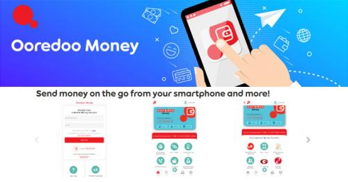 Money transactions made easy by Ooredoo Money app