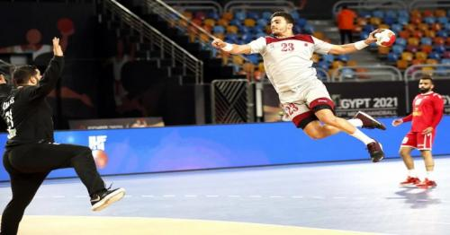 Capote, Saric stand out as Qatar drub Bahrain to stay in contention