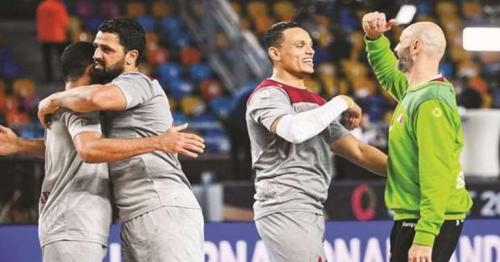 Qatar play Argentina in IHF World Handball Championships with quarters spot at stake