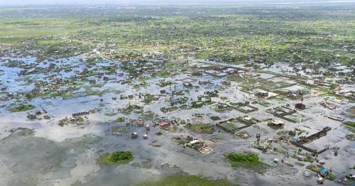 Thirteen dead, thousands homeless in southern Africa after storm Eloise