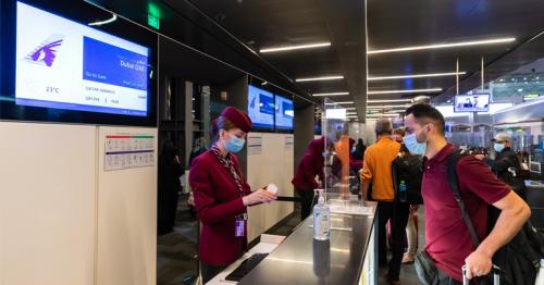 Qatar Airways resume flights to UAE, starting today