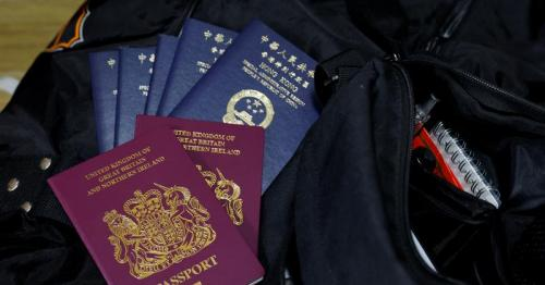 UK opens special visa route for Hong Kong residents to become citizens