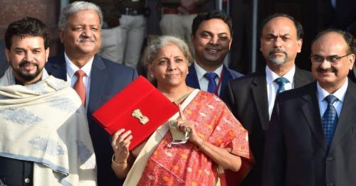 Three takeaways from Indias pandemic budget