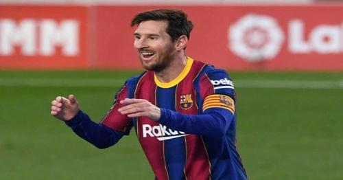 Barcelona to take legal action after forward's £492m contract leaked