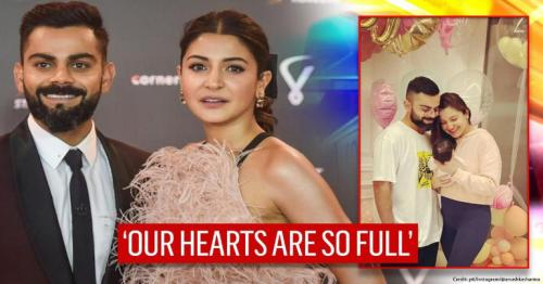 Virat Kohli and Anushka Sharma's daughter named Vamika, Read to know the meaning behind the sweet name