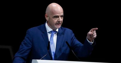 FIFA President Gianni Infantino: World Cup 2022 Will Have Full Stadiums