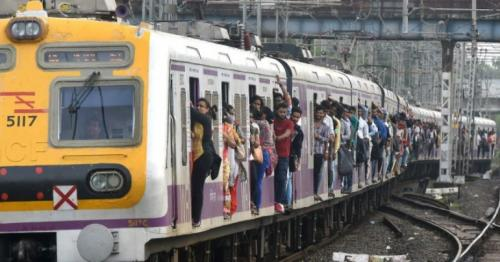 Mumbai coronavirus - Back on board the world's busiest trains