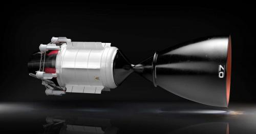 Nuclear-powered rocket could get astronauts to Mars faster
