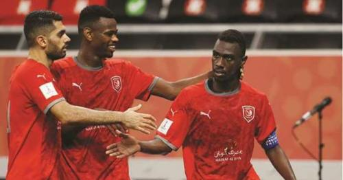 Duhail clinch emphatic victory over Ulsan