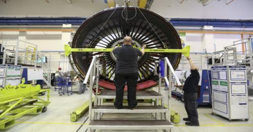 Rolls Royce plans summer shutdown to help cut losses