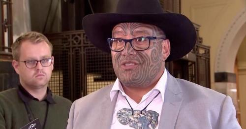 New Zealand Maori leader ejected from parliament for refusing to wear tie