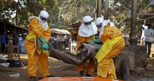 Eight people test positive for Ebola in Guinea, say state health authorities