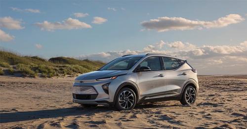 GM unveils its next 'big' electric vehicle: The tiny Bolt EUV