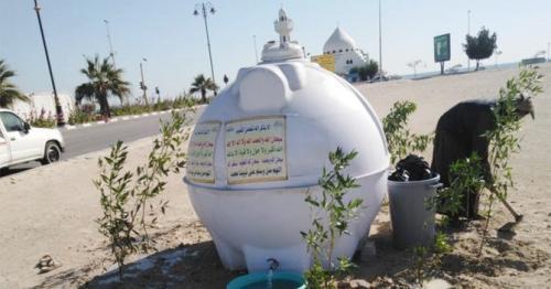 Saudi's 'humane' pet project helping animals beat the heat