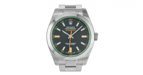 Fashion and Function: The Elements of Science and Discovery in Rolex Milgauss
