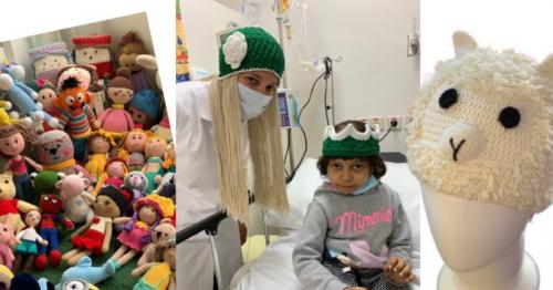 Saudi pharmacist provides lift for kids with cancer