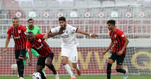 Qatar Cup 2021 Semifinal: Al Sadd Beat Al Rayyan 1-0