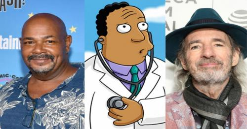 The Simpsons - Kevin Michael Richardson replaces Harry Shearer as Dr Hibbert
