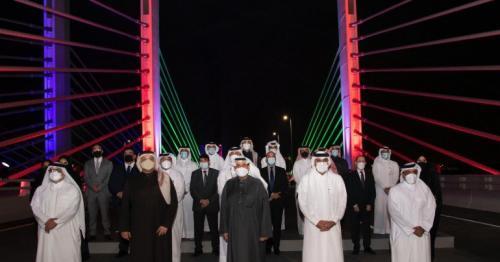 Qatar PM and Kuwait Deputy PM inaugurate 29km long Sabah Al Ahmad Corridor
