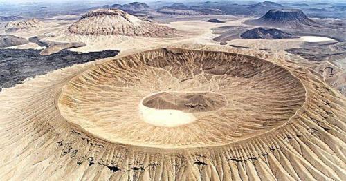 ThePlace: Jabal Abyad, the tallest volcano in Saudi Arabia