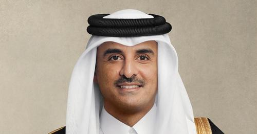 HH the Amir Holds Telephone Conversation with Saudi Crown Prince