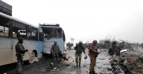 Arrival of ''sticky bombs'' in Indian Kashmir sets off alarm bells