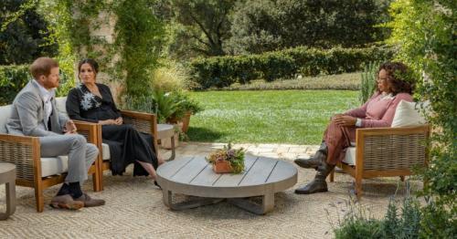 Prince Harry speaks about Diana in Oprah Winfrey interview clip