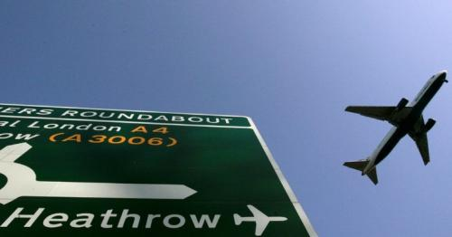 Jobless rate around UK airports above average, say MPs