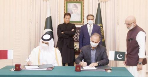 Pakistan hopes to save $3 billion in new gas deal with Qatar