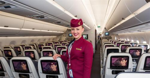 Qatar Airways named the world's best airline for the performance during global pandemic
