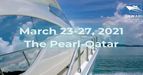 QAWARIB Qatar International Boat Show 2021
