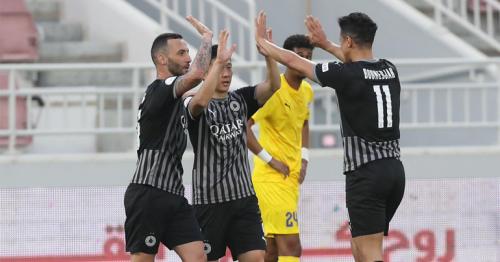HH the Amir Cup: Al Sadd Book Semifinal Spot with 5-0 Win over Al Gharafa