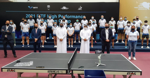 Main Rounds of WTT Middle East Hub Get Underway
