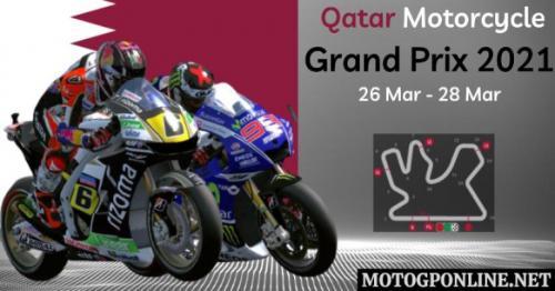 2021 Qatar Grand Prix - MotoGP