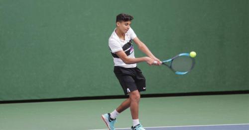 Second Qatar Asian Junior Tennis Tournament 2021