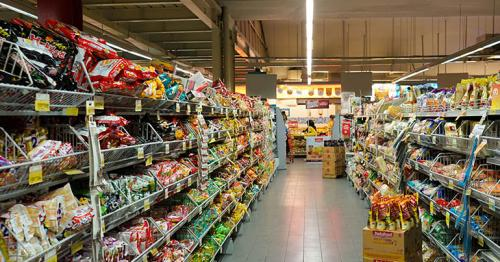 During Ramadan, over 500 goods are available at fixed prices