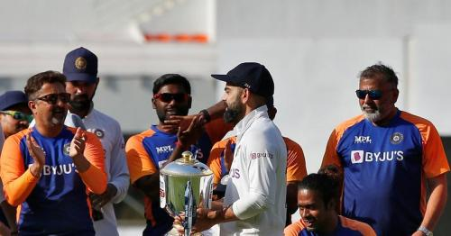 Kohli lauds India's bench strength after beating England