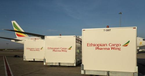 Ethiopian Airlines says ready to transport COVID-19 vaccines