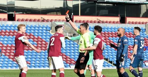 Burnley say defender Pieters abused online after Arsenal draw