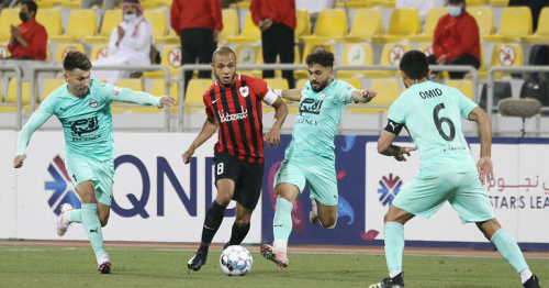 QNB Stars League: Al Rayyan Beat Al Ahli 3-1