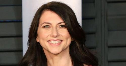 Billionaire Mackenzie Scott marries science teacher