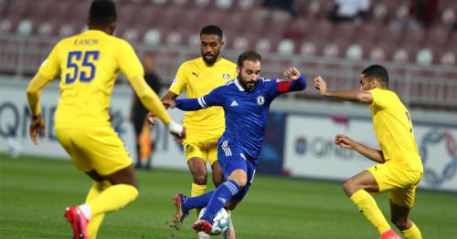 Al Gharafa Beat Al Khor in QNB Stars League Week 18