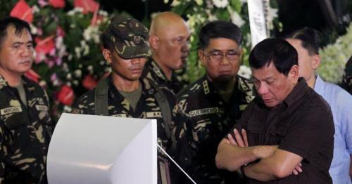 U.N. 'deeply worried' over Philippine killings, violent rhetoric