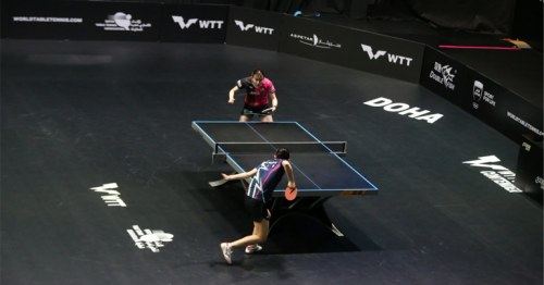 Table Tennis Champions Continue Their Dominance in WTT Star Contender