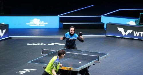 The champions of Table Tennis continue their winning streak in WTT Star Contender