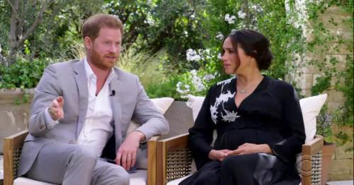 Meghan and Harry - Questions the US had about Oprah interview