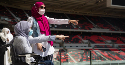 SC Highlights Efforts to Ensure Accessible World Cup Qatar 2022 for Fans with Disabilities